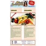 Kit Pano de Copa Márcia Spassapan Frutas Mod. 17