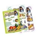 DVD Pintando Frutas + 2 Apostilas de Frutas