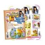 DVD Pintando Paisagem Com Hortênsias + 2 Apostilas