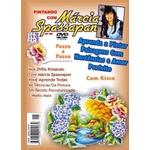 DVD Pintando Com Márcia Spassapan Edição 06
