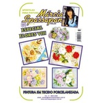 Apostila Para Pintura Flores Edição 72