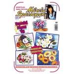 Apostila Para Pintura Flores Edição 58