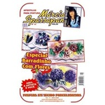 Apostila Para Pintura Flores Edição 154