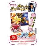 Apostila Para Pintura Flores Edição 160