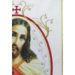 Casula Bordada Galão Sagrado coração de Jesus