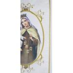 Casula Bordada Galão Nossa Senhora do Carmo