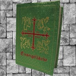 Capa para Evangeliário