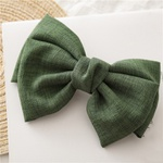 Acessórios de cabelo charmoso verde