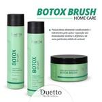 Kit Home Care Botox Brush Duetto Promoçao