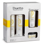 Kit Super Tutano + Queratina Duetto 280g
