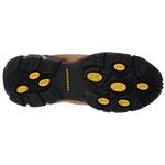 Bota Coturno Adventure Gogowear 100% Couro ref Tibete cor Andiroba