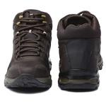 Bota Coturno Adventure Gogowear 100% Couro ref Camp cor Café