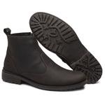 Bota Chelsea Casual Masculina Gogowear 100% Couro ref Roos 27 cor Mustang Café
