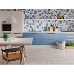 Azulejo Biancogres 32X60 Angoli Blu Extra