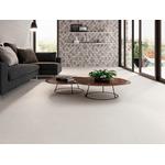 Piso Incesa 60X60 Concrete Cinza Extra M²