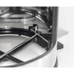 Lixeira inox com pedal Tramontina 30 litros 94538130