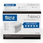 Bacia Nexo Convencional Branco Roca Kit Completo