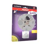 Luminária Luz Noturna Led de Tomada Astro 3000K - Avant
