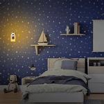 Luminária Luz Noturna Led de Tomada Bola 3000K - Avant