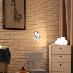 Luminária Luz Noturna Led de Tomada Unicórnio 3000K - Avant