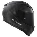CAPACETE LS2 ARROW SOLID CARBON
