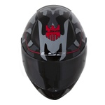 CAPACETE LS2 RAPID BRAVADO GREY CAMO/RED