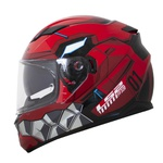 CAPACETE LS2 STREAM ANGEL RED
