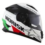 CAPACETE NORISK SOUL FF302 GRAND PRIX ITALY