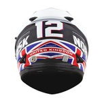 CAPACETE NORISK SOUL FF302 GRAND PRIX UK