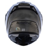 CAPACETE NORISK ROUTE FF345 IRON CHROME