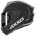 CAPACETE AXXIS DRAKEN SOLID GLOSS BLACK