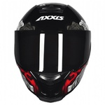 CAPACETE AXXIS EAGLE LADY CATRINA BLACK RE