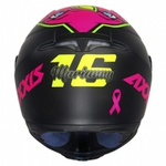 CAPACETE AXXIS EAGLE MG16 CELEBRITY EDITION