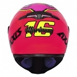 CAPACETE AXXIS MG16 CELEBRITY EDITION MARIANNY