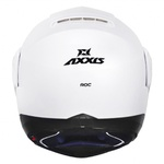 CAPACETE AXXIS ROC SV SOLID WHITE