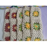 Porta Papel Higiênico em Crochet