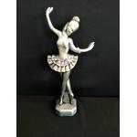 Bailarina Prateada