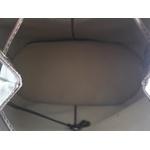 Bolsa Artesanal em Couro e Casco Coffee J.Gean