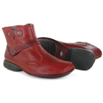Bota New Exclusiva Rouge Em Couro J.Gean OUTLET