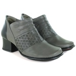 Bota New Kelly Em Couro Cannon J.Gean Outlet