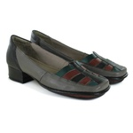 Sapato New Mariah Em Couro Cannon J.Gean OUTLET