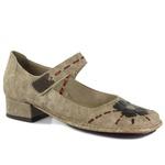 Sapato New Mariah Em Couro Glace J.Gean