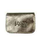 Porta Cartão 100% Em Couro Ourolight J.Gean