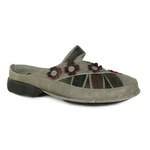 Sapatilha New Exclusiva Glace Em Couro J.Gean OUTLET