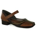 Sapato New Mariah Tamara Em Couro J.Gean Outlet
