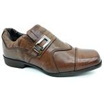 Calçado Infantil Sapato Social em Couro Kéffor Linha Óries