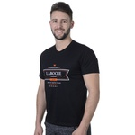 Camiseta Masculina Laroche - Preto