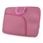 Luva para Notebook com Alça 17 Polegadas - Pink