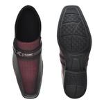 Sapato Las Vegas Masculino Social - Vinho
