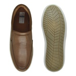 Sapato Laroche Lisboa em Couro de Carneiro - Havana